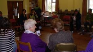 Dorset Writers' Network, Winfrith Newburgh Village Hall