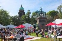 Edinburgh book fest
