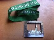 Salisbury half completed