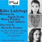 co-written play performed in Brighton