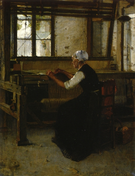 Walter_Gay_-_The_Weaver