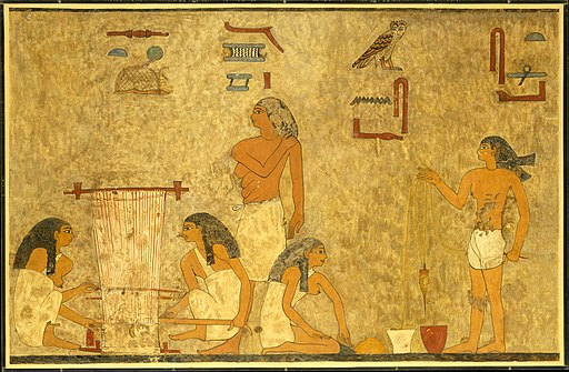 Weavers,_Tomb_of_Khnumhotep_MET_DT204509