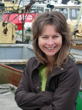 Wexford Harbouring Premier - Author pic