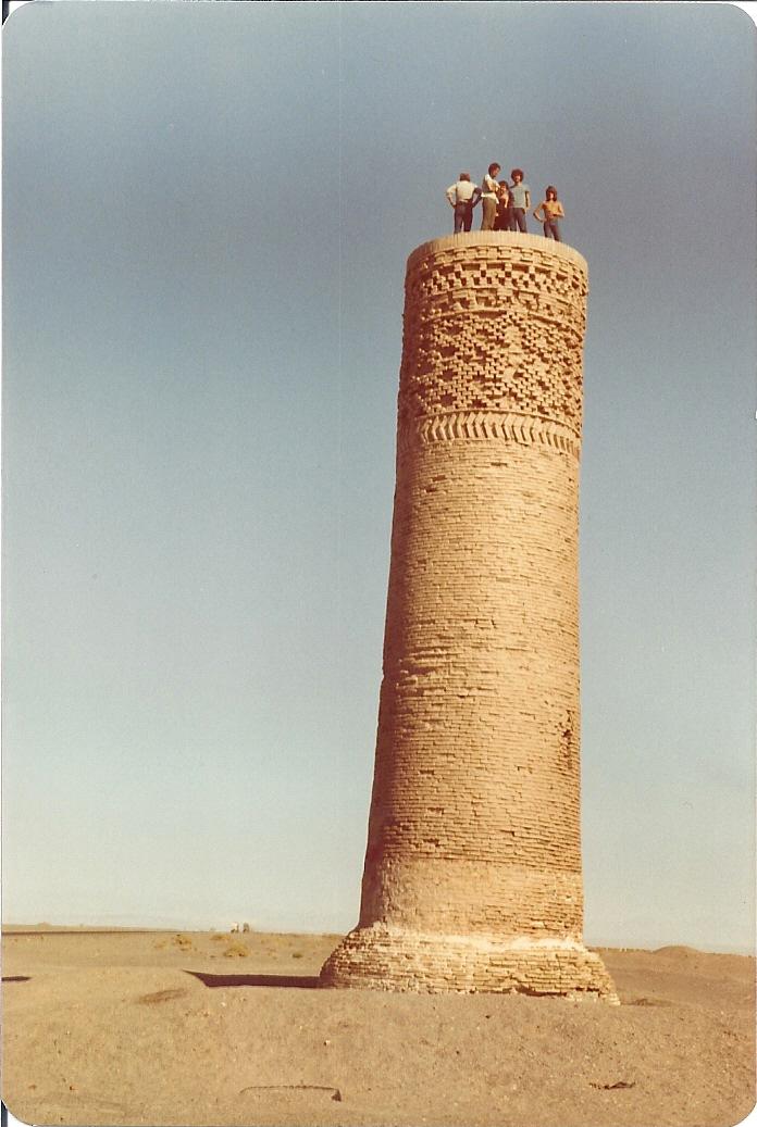 Desert Lighthouse Iran0001