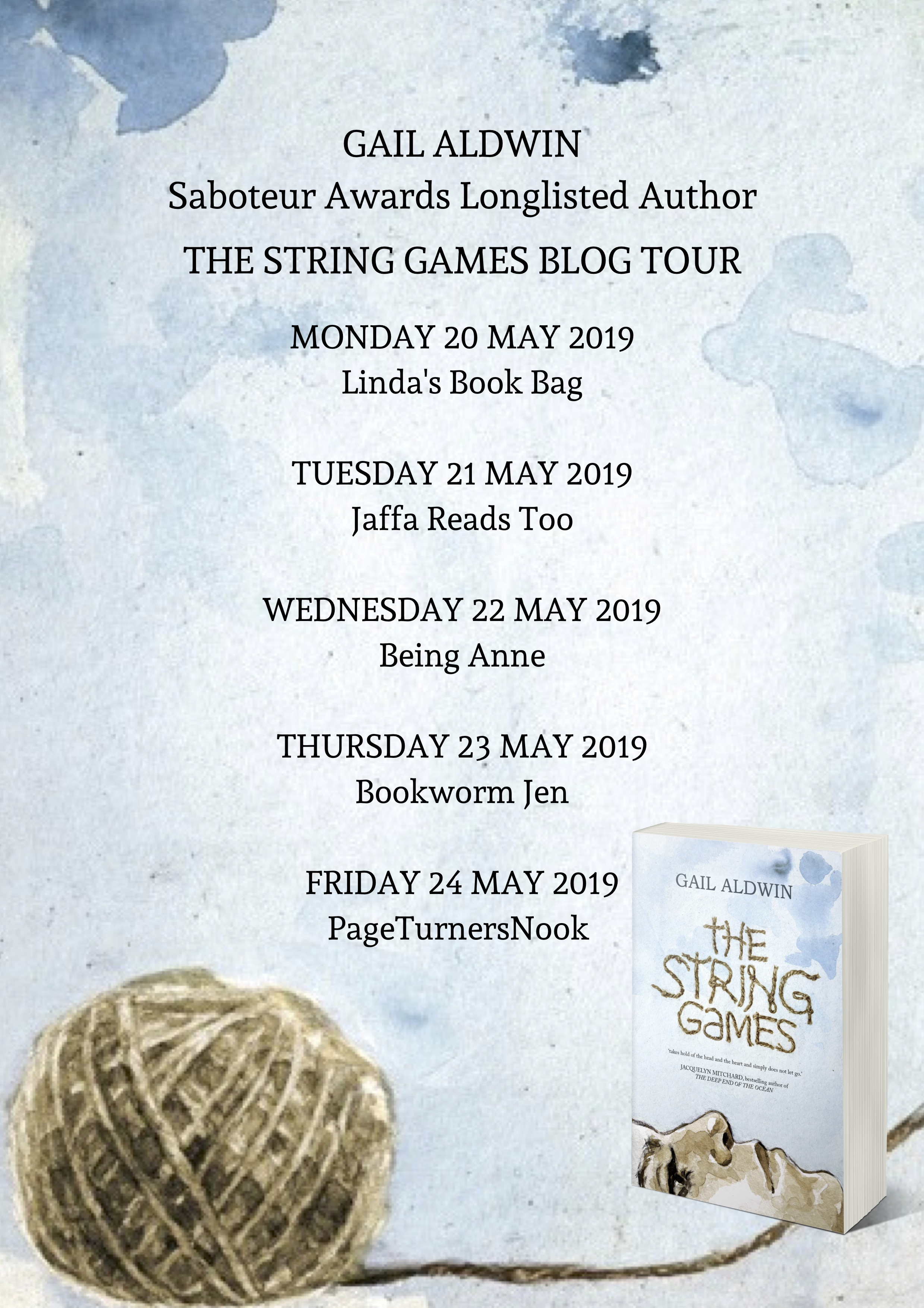 v2TSG Blog Tour poster