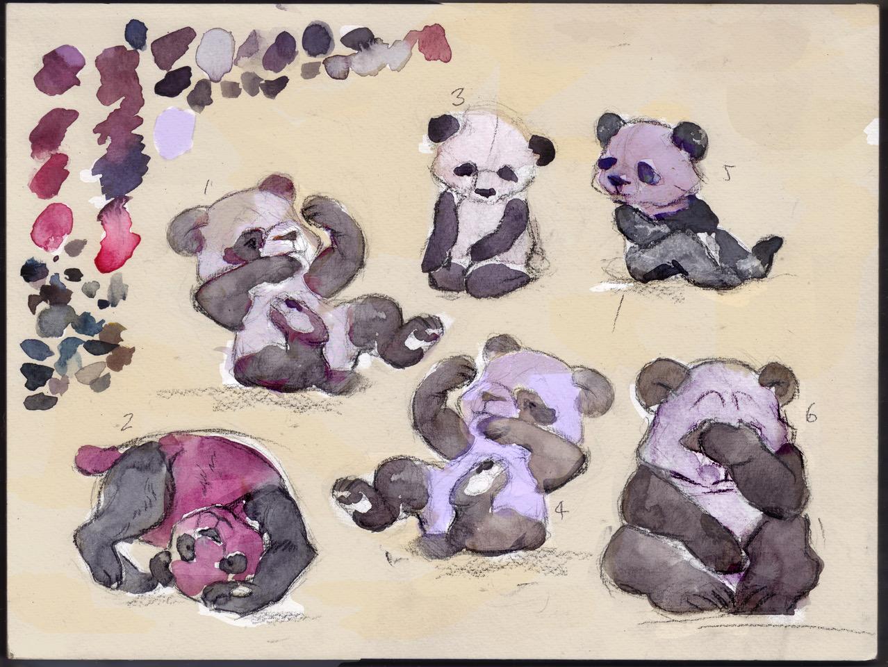 pandasketches